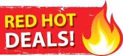 red hot specials australia CM
