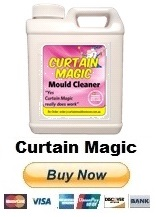 shop curtain magic mould remover australia
