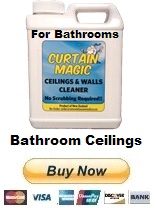 Bathroom Ceilings mould remover
